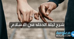 ليلة الدخله في الزواج شرح بالصور