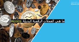 ما هي العملات الرقمية البديلة Alcoins