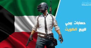 حسابات ببجي للبيع الكويت