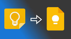 Google Keep gets a new logo, steers clear of the 4-color Google Workspace  icon mess
